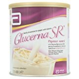 Price comparison product image New Glucerna SR : Vanilla Flavor Complete And Balanced Meal Replacement And/Or Snack 400g (2 packs)