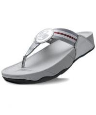 1b3e35cf8957 Image Unavailable. Image not available for. Color  FitFlop Walkstar - Silver