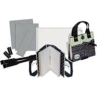 (Book Board Consumer Kit: Hand Bag Kit Approximate 6x7)