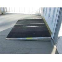 PVI Self Supporting Threshold Ramp, 16'' x 36'', 1.5'' Rise