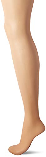 - Hanes Silk Reflections Women's Non-Control Top Sheer Toe Pantyhose 6-Pack, Little Color, CD