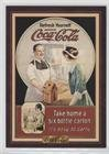 - Cardboard Cutout 1924 (Trading Card) 1994 Collect-A-Card The Coca-Cola Collection Series 3 - [Base] #225