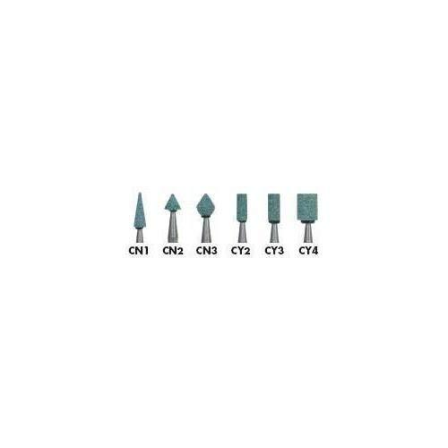 Shofu Dental Corp 101 Dura-Green Stones FG CN1 12/Pk