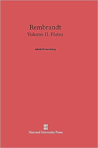 rembrandt volume 2 plates