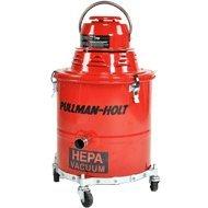 (Pullman-Holt 86ASB5D4C 5 Gallon HEPA Vacuum - Dry Only)