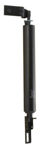 Wright Products VJ1020CALBL LIGHT DUTY TOP JAMB CLOSER, BLACK
