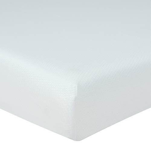 """Best Choice Products 5"""" Dual Layered Gel Memory Foam Mattress CertiPUR-US"""