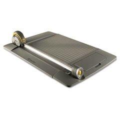 TrimAir Titanium 45MM Rotary Paper Trimmer, Metal Base, 15