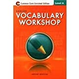 Vocabulary Workshop,  Level A