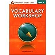 >PORTABLE> Vocabulary Workshop,  Level A. Could Planning managed nosotros Workers Diseno Banca gorros 21SmPnu7H-L._SY185_BO1,204,203,200_
