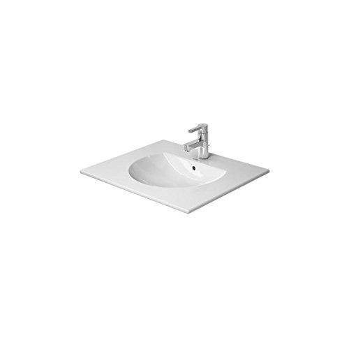Duravit 499630000 Furniture Washbasin, 1 Hole ()
