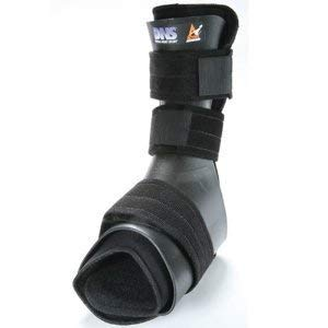 Active Innovations Dorsal Night Splint-L - Black