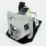 Replacement Lamp with Housing for OPTOMA HD25-LV with Philips Bulb Inside