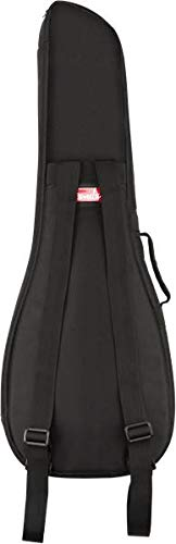 Fender electric guitar case soft padded