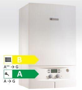 Junkers Bosch – Caldera a Rocío – 7736901265 Condens 2000 W New ERP Gas Metano: Amazon.es: Bricolaje y herramientas