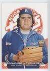Fernando Valenzuela #84/399 (Baseball Card) 2005 Topps Rookie Cup - [Base] - Orange #47