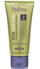 Nexxus Vitatress Biotin Scalp Creme, 2.1 Ounce (Best Shampoo And Conditioner For Thinning Hair 2014)