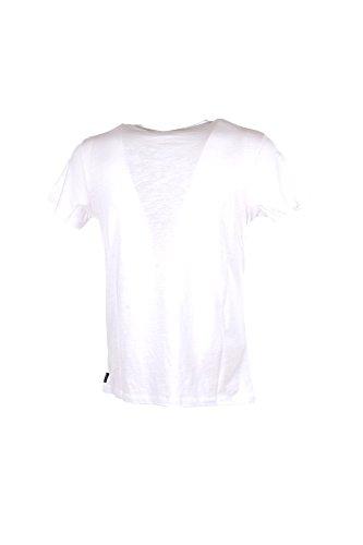 T-shirt Uomo Yes-zee 2XL Bianco T740 Tm05 Primavera Estate 2018