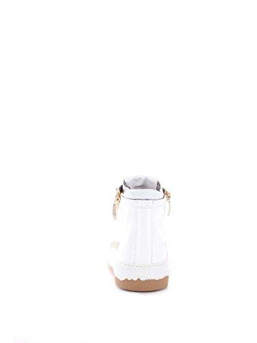 Mujer Paciotti Zapatillas RRLD9BTGS 4US Blanco CpCPqwBtn