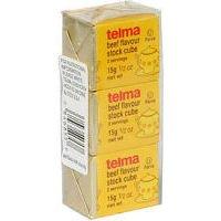 Telma Bouillon Cube Beef, 1.5 oz