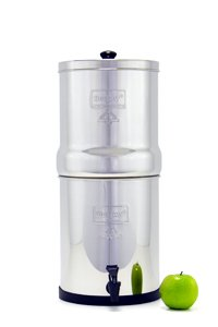 Big Berkey Stainless Steel Water Filter & Dispenser