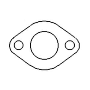 Gasket Exhaust Elbow Part No: A-AMK5028