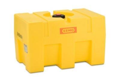 PE-Fass - kastenförmig, gelb, kastenförmig 450 Liter - Fässer aus Kunststoff Fässer Fässer aus Kunststoff Fässer Fässer aus Kunststoff Fässer Fässer aus Kunststoff Fässer