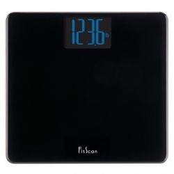 Tanita HD366F FitScan Digital Weight Glass Scale by Tanita FitScan