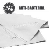 2 Pack mimogram New Premium Anti-Bacterial Microfiber Cleaning Cloths - For All Kind of the Screen Surfaces. (2 Pack 7