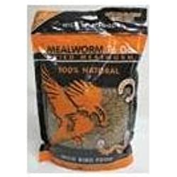 Unipet WB125 Mealworms To Go, 500 Gram
