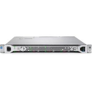 HP ProLiant DL360 G9 1U Rack Server - 1 x Intel Xeon E5-2620 v3 2.40 GHz - 2 Processor Support - 16 GB Standard - 12Gb/s SAS RAID Supported Controller - Gigabit Ethernet - RAID Level: 0, 1, 5 - 500 W - 780018-S01