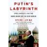 Putin's Labyrinth: Spies, Murder, and the Dark Heart of the New Russia by Levine, Steve [Random House Trade Paperbacks, 2009] (Paperback) [Paperback]