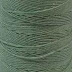 Waxed Irish Linen Crawford Cord 4 Ply 1 Spool SAGE 420021