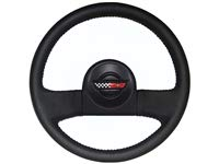 1986-1989 C4 Corvette Leather Steering Wheel Kit   for sale  Delivered anywhere in USA