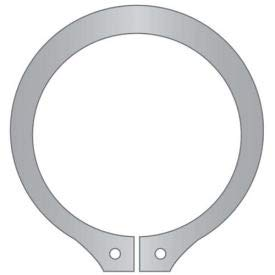 Pkg of 9 Standard Duty Stamped DSH-030-SS 30mm External Snap Ring DIN 471 15-7//17-7 Stainless Steel