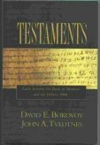 Testaments. Links Between the Book of Mormon and the Hebrew Bible.