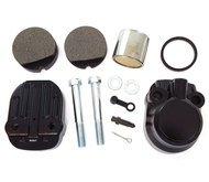 Front Brake Caliper Assembly - 45100-390-405 - Honda CB350F CB400F CB450 CB550