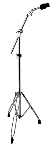 - Stagg LHD-25.2 Light Hi-Hat Stand with Oval Fixing Clamps - Stainless Steel