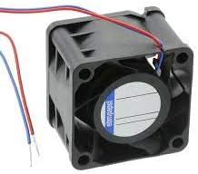 EBM-PAPST 424JM DC Fans 40x28mm 24VDC 2.7W 14.2CFM 11100RPM BB