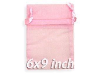 Amazon.com: 60 Pcs Sheer Organza Cordón bolsas bolsas de ...