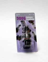 CEC Industries 9006BP Halogen Capsule Headlight- Card/1