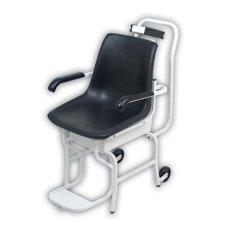Detecto, Digital Chair Scale, 400 lb x .2 lb / 180 kg x .1 kg ()