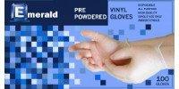Emerald Shannon Powdered Gloves VN4552