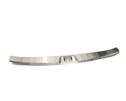 Salusy Stainless Steel Inner Rear Bumper Sill Plate Guard Cover Fit Subaru Forester 2019