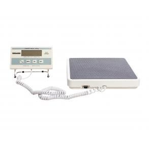 Health O Meter 349KLX Digital Scale, Remote Display, Capacity 400 lb., Resolution 0.2 lb., 12-1/2'' x 12'' x 1-7/8'' Platform by Health o meter