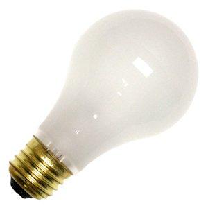 60W Rough Service Garage Door Opener Light Bulb (Pack of 2)