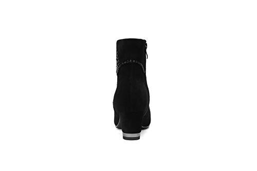 Noir Sandales Abm13567 Compensées Femme Balamasa OFZxndPWO5