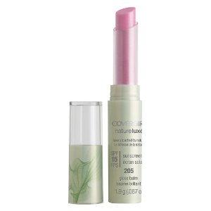 CoverGirl Natureluxe Gloss - Balm, Tulip 205 - .07 oz