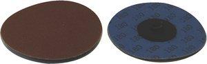 3'' Type 3-TR SIAFIX 120 Grit Aluminum Oxide Cloth Disc
