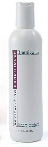 Brandywine Revitalizing Conditioner for Synthetic and Natural Hair Wigs, 8 Ounce